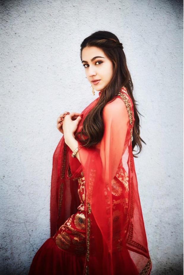 Sara Ali Khan in Raw Mango for Kedarnath promotions (1)