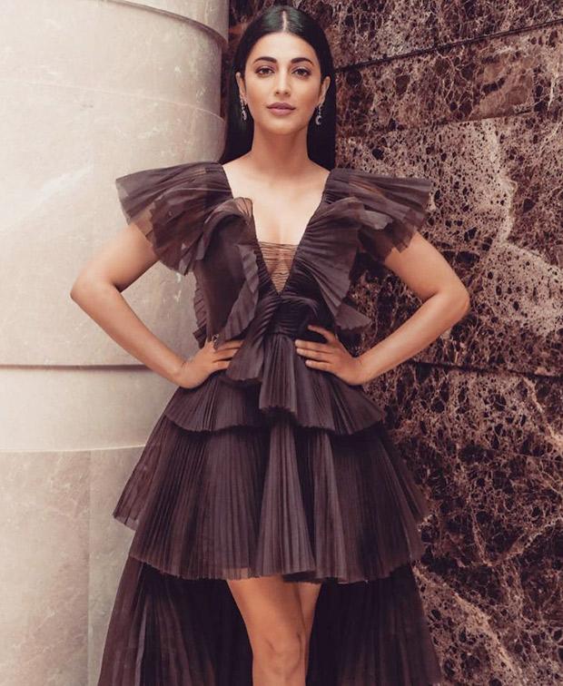 Shruti Haasan in Dolly J Studio for Ritz Awards 2018 in Chennai (2)
