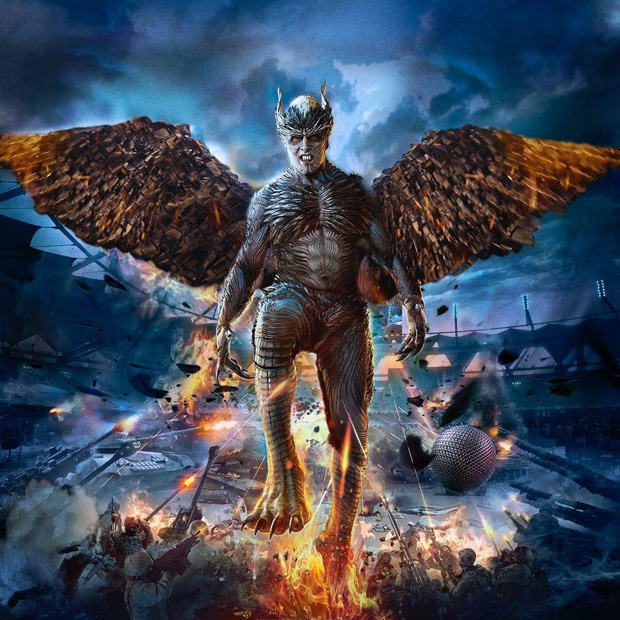 This transformation of Akshay Kumar into villain CROWMAN will make you excited for 2.0