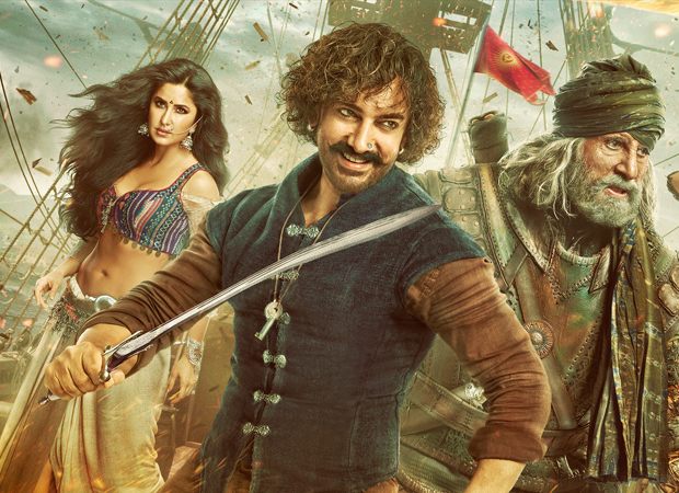 Thugs of Hindostan collects approx. 8.65 mil. USD [Rs. 61.65 cr.] in overseas