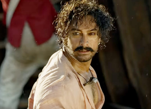 Thugs Of Hindostan Day 14 in overseas