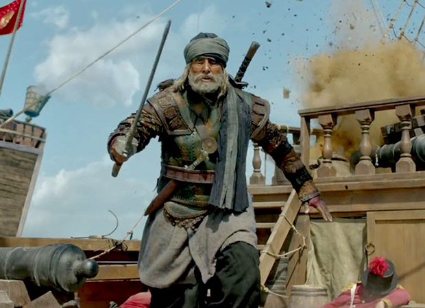 Box Office: Here are the 9 Box Office Records set by Thugs of Hindostan on Day 1
