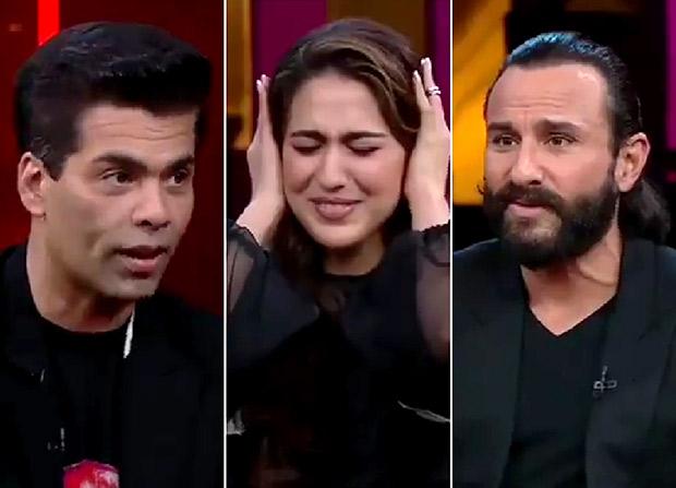 WATCH: Saif Ali Khan has an EPIC reaction when Sara Ali Khan says she wants to marry Ranbir Kapoor but date Kartik Aaryan
