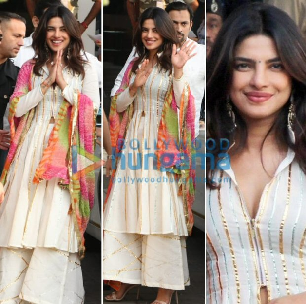 Wedding Countdown Begins! Bride and groom-to-be Priyanka Chopra and Nick Jonas head to Jodhpur with Joe Jonas and Sophie Turner