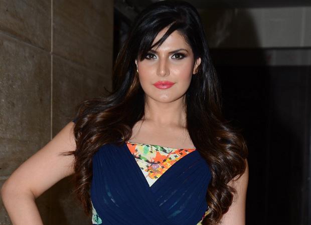 Zareen Khan REVEALS details of her forthcoming Punjabi film Pathankot