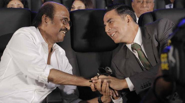 Akshay Kumar wishes his 2.0 co-star Thalaiva Rajinikanth on his 68th birthday