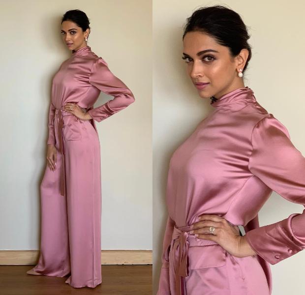 Best Dressed - Deepika Padukone in Maison Valentino