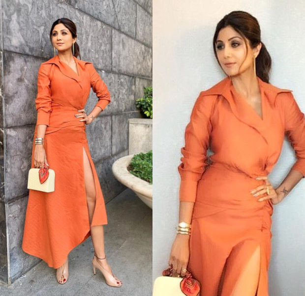 Best Dressed - Shilpa Shetty in Jacquemus