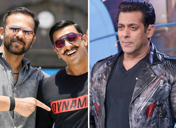 Bigg Boss 12: Simmba duo Ranveer Singh and Rohit Shetty to come together on Salman Khan's Weekend Ka Vaar