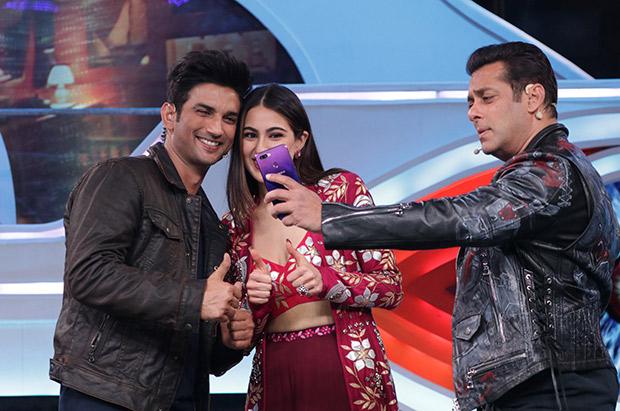 Bigg Boss 12 Weekend Ka Vaar Sara Ali Khan gets SNUBBED by Romil on Salman Khan's show