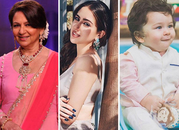 Birthday Special Sharmila Tagore talks about films, granddaughter Sara Ali Khan's debut Kedarnath and Taimur Ali Khan's super stardom