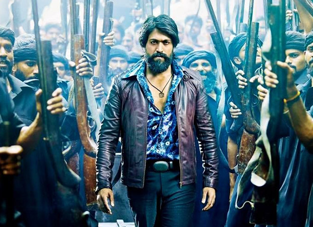 Box Office - KGF [Hindi] comes on its own, shows very good hold on Monday