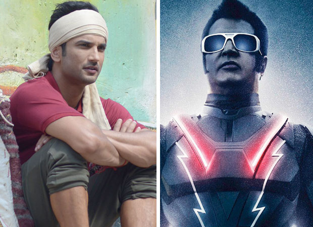 Box Office Kedarnath and 2.0 [Hindi] stay decent on Wednesday