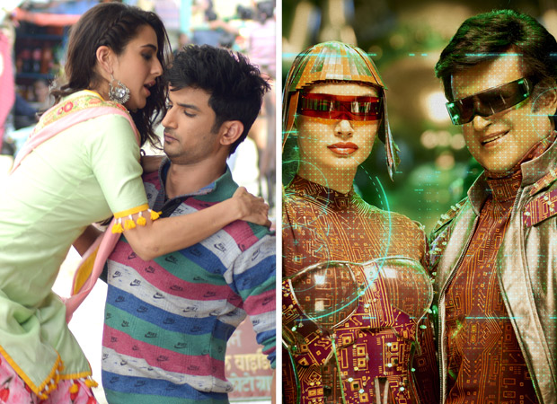 Box Office Kedarnath has a good first week, 2.0 [Hindi] keeps the moolah coming