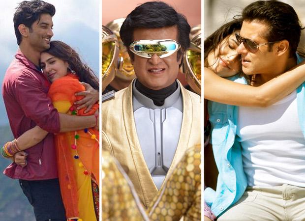 Box Office: Kedarnath set to go past Rs. 60 crore, 2.0 [Hindi] may join Ek Tha Tiger to make a record