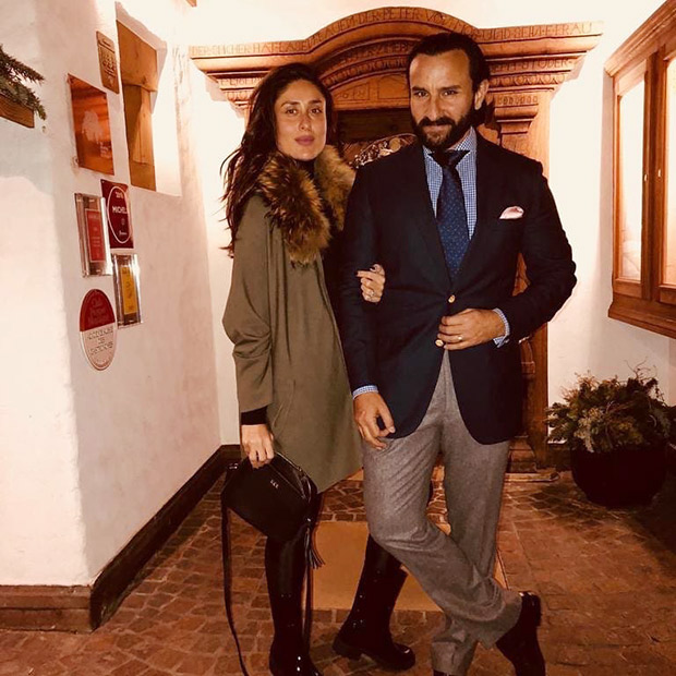 COUPLE GOALS! Kareena Kapoor Khan and Saif Ali Khan make the perfect pair as they gear up for a classy date night