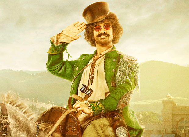 China Box Office Thugs of Hindostan collects 4.71 mil. USD [Rs. 32.91 cr.] in its opening weekend