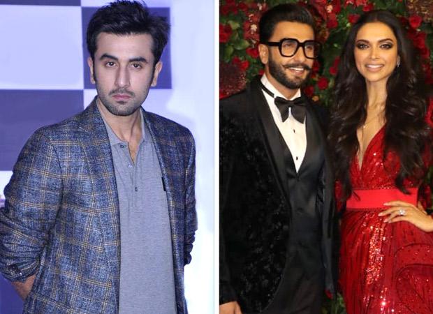 Here is why Ranbir Kapoor stayed away from Deepika Padukone – Ranveer Singh's wedding festivities