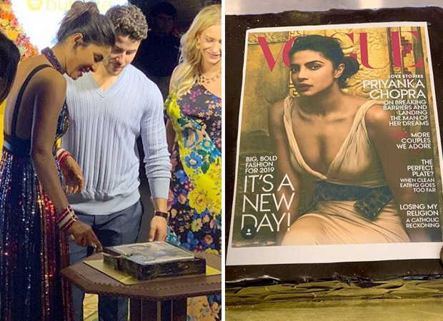 Hubby Nick Jonas gives a special surprise to wifey Priyanka Chopra (See pics, watch video)