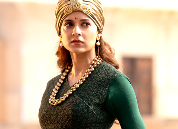 """""""I feel people who are not saying good things about me or my film will have to shut their mouths after watching the film"""" - Kangana Ranaut on Manikarnika"""