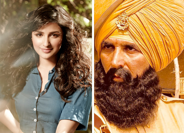 KESARI: Akshay Kumar and Parineeti Chopra to shoot for a LOVE SONG (ALL details out)