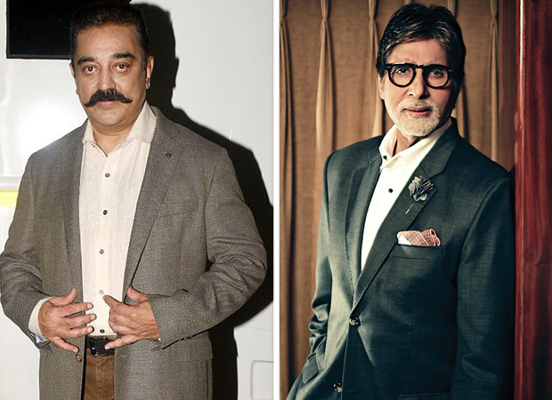 Kamal Haasan THANKS Amitabh Bachchan, here's why