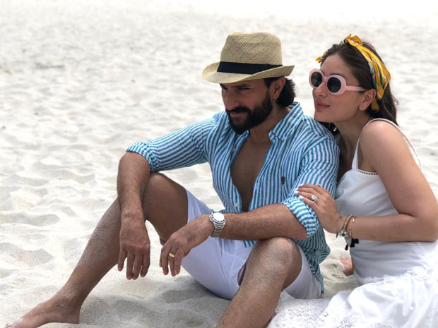 Kareena Kapoor Khan and Saif Ali Khan are living the beach life with Taimur Ali Khan in Cape Town