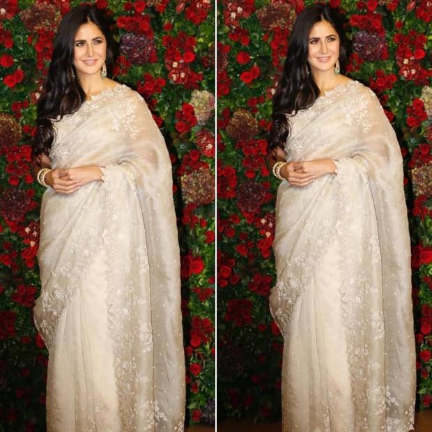 Katrina Kaif Ranveer Singh - Deepika Padukone wedding reception