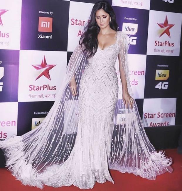 Katrina Kaif in Falguni and Shane Peacock for Star Screen Awards 2018 (3)