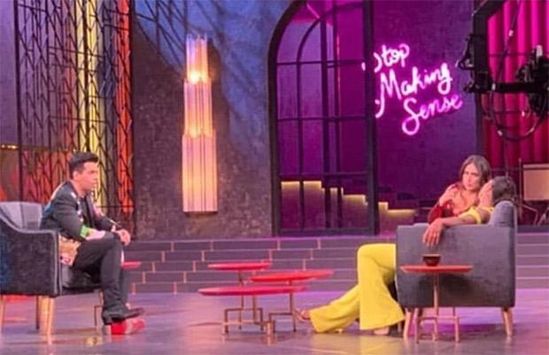 Koffee With Karan 6 Stunning divas Priyanka Chopra and Kareena Kapoor Khan come together for an exciting grand finale