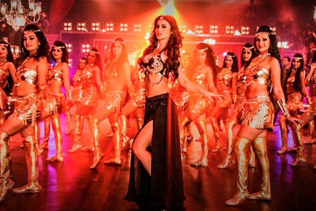Mouni Roy stirs up storm with sizzling dance number 'Gali Gali' with Kannada superstar Yash