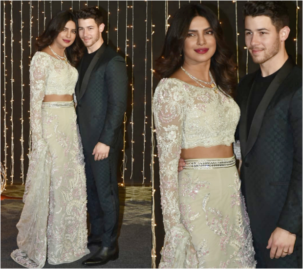 Priyanka Chopra - Nick Jonas Wedding Reception
