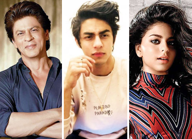 Shah Rukh Khan REVEALS Aryan and Suhana Khan will join films after 3-4 years