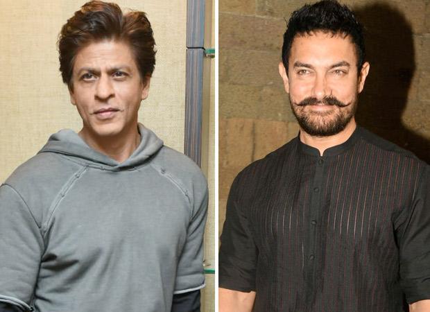 Shah Rukh Khan confirms Aamir Khan is playing KRISHNA in MAHABHARAT!