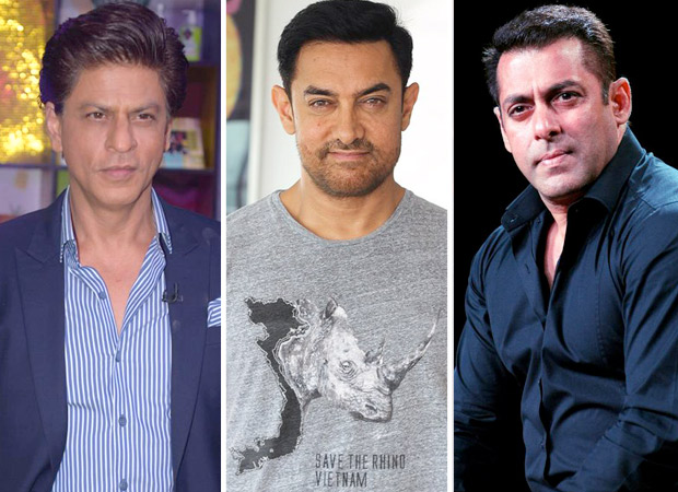Shah Rukh Khan reveals about his real life bond with Aamir Khan and Salman Khan