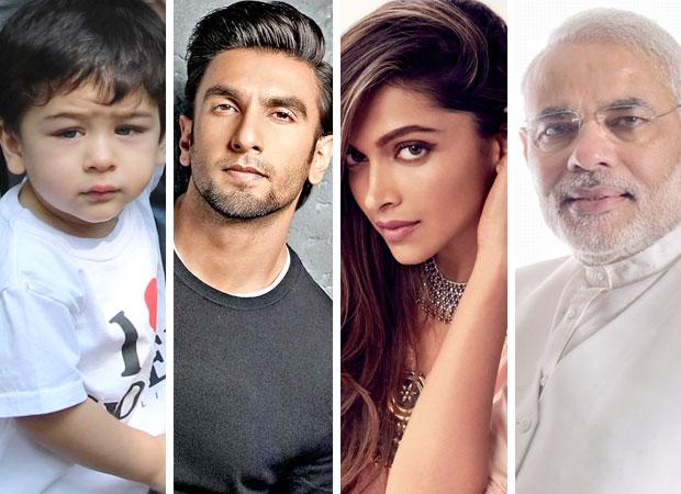 Taimur Ali Khan joins Ranveer Singh, Deepika Padukone, Narendra Modi in Top Newsmakers of 2018 list