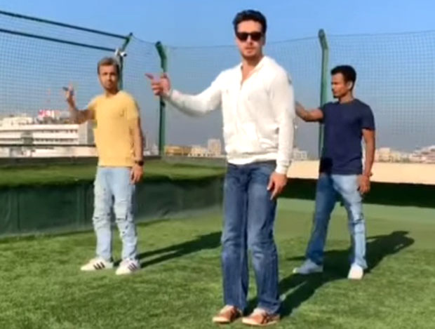 This video of Tiger Shroff dancing on Nora Fatehi's 'Dilbar' will make you watch it on loop