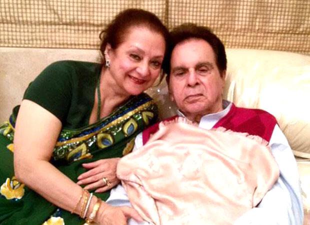 Veteran actor Dilip Kumar turns 96, wife Saira Banu pays a heartfelt tribute