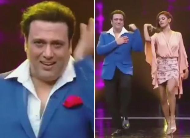 WATCH: Govinda's dance moves on 'Husn Hai Suhana' with Shakti Mohan on Dance Plus will make you nostalgic