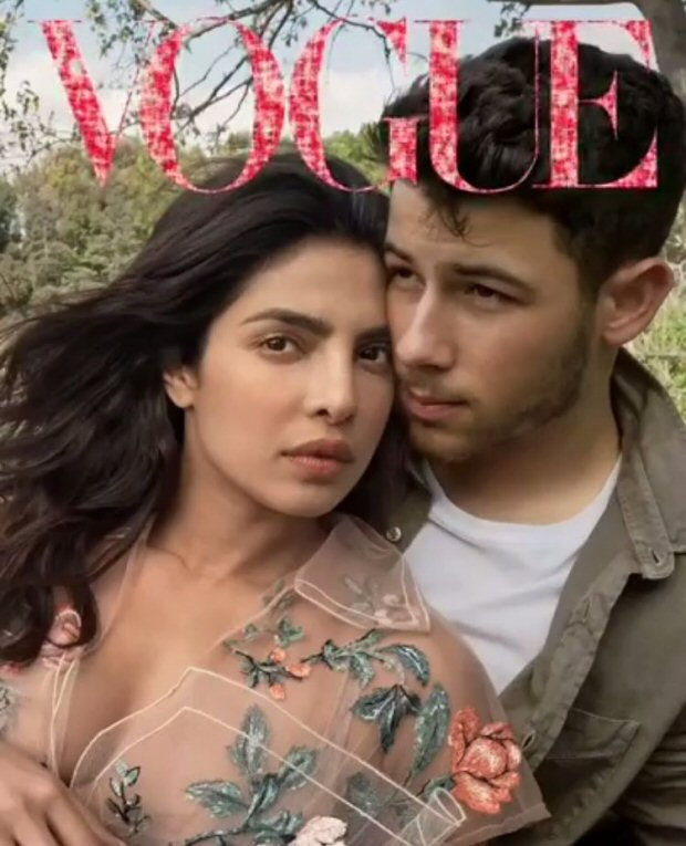 WATCH Newlyweds Priyanka Chopra and Nick Jonas get 'CLOSE' and COZY during sensuous Vogue shoot