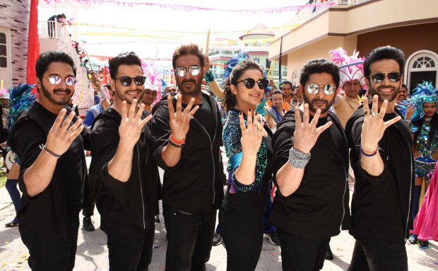 Wait, does the new 'Aankh Marey' track from Simmba have a hidden announcement of Golmaal 5