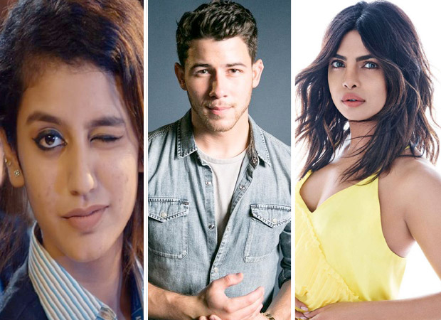 'Wink girl' Priya Prakash Varrier is most searched personality on Google in 2018 followed by Nick Jonas, Sapna Choudhary and Priyanka Chopra