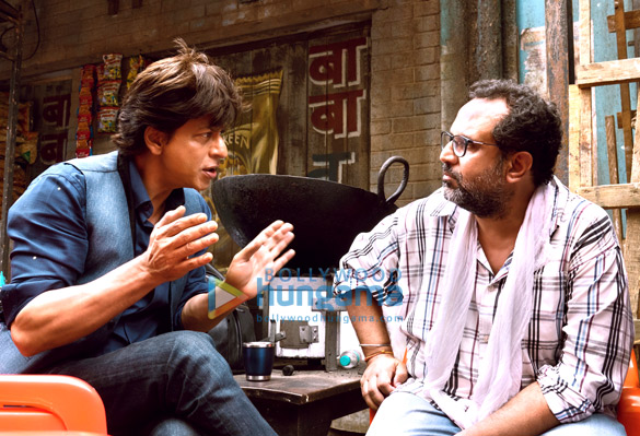 Aanand L Rai flew down 300 people from Meerut to recreate the set in Mumbai for Shah Rukh Khan starrer Zero
