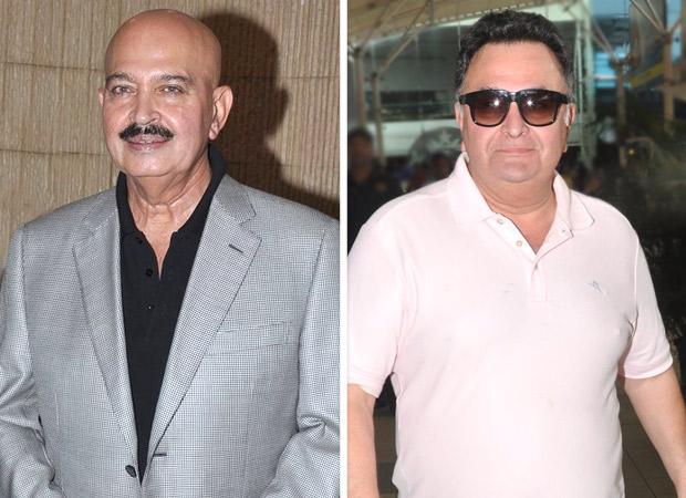 """""""For Rishi Kapoor & me, everything is Khel Khel Mein"""" - Rakesh Roshan on fighting Cancer bravely"""