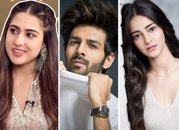 Sara Ali Khan doesn't mind if Kartik Aaryan is DATING Ananya Panday