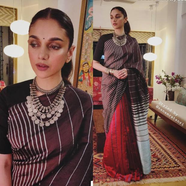 Aditi Rao Hydari in Payal Khandwala for Urja Awards 2019 (1)