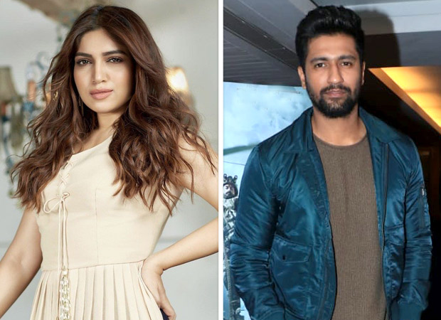 After Takht, Bhumi Pednekar and Vicky Kaushal sign another film together and it is a horror comedy