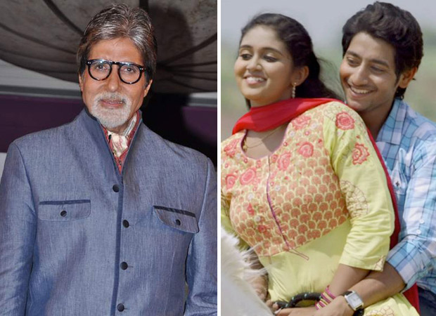 Amitabh Bachchan to share screen space with the Sairat couple in Jhund (Details leaked!)