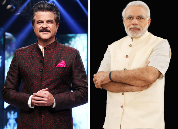 Anil Kapoor gives a witty reply when asked if Narendra Modi will get re-elected as Prime Minister (watch video)