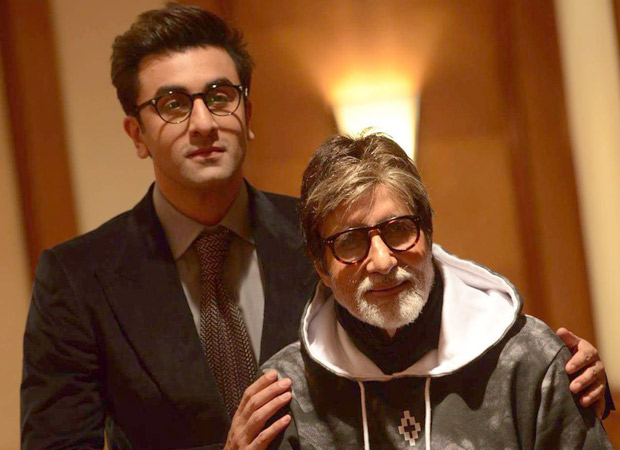 BRAHMASTRA - Amitabh Bachchan and Ranbir Kapoor to groove together in this song from the film!